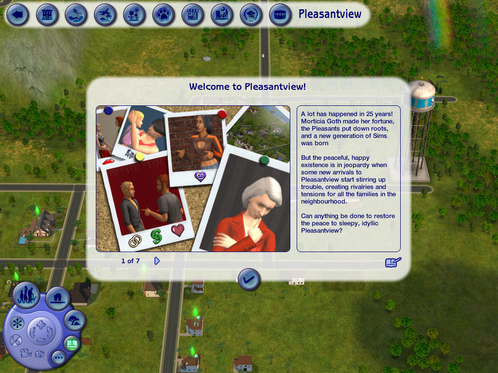 religion sim and diff big 3 Ea's newest addition to the 'sims' franchise released on september 2, and fans of the series are wondering if getting the new title is worth it since the new game's.