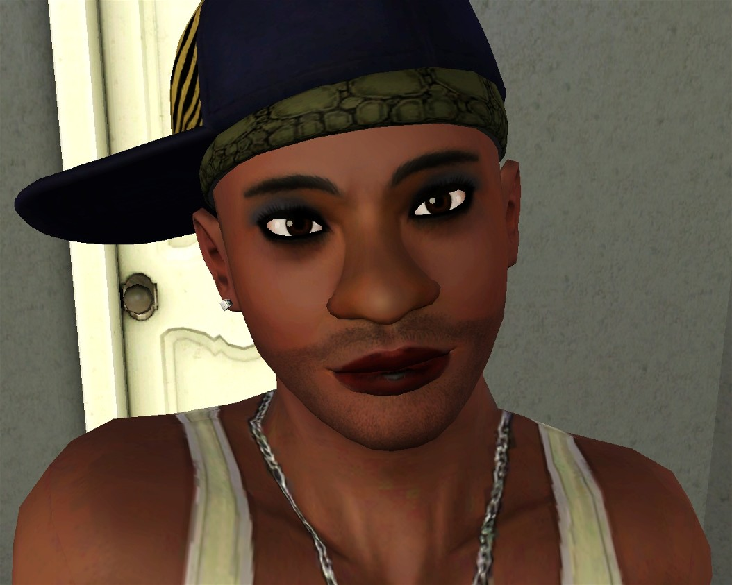 Mod The Sims Nelsan Ellis As Lafayette Reynolds From True Blood