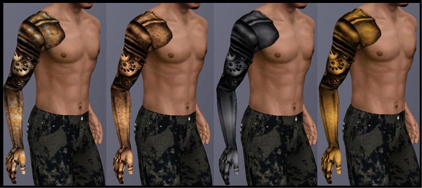 Mod The Sims Iron Three Totally Custom Designed