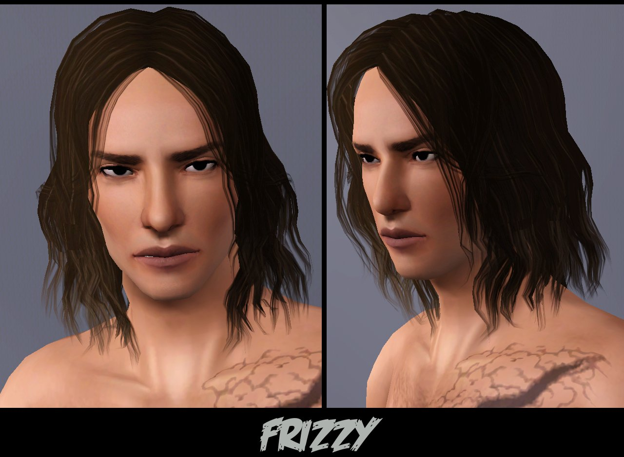 Awe Inspiring Mod The Sims 3 Ambitions Hairs Converted For Males Hairstyle Inspiration Daily Dogsangcom