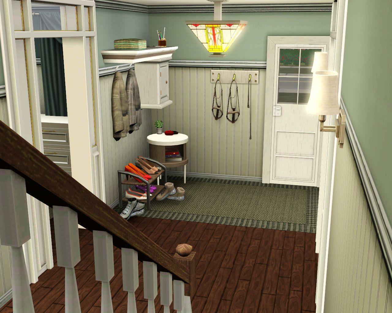 Sims Foyer Ideas : Mod the sims sunnyside no cc