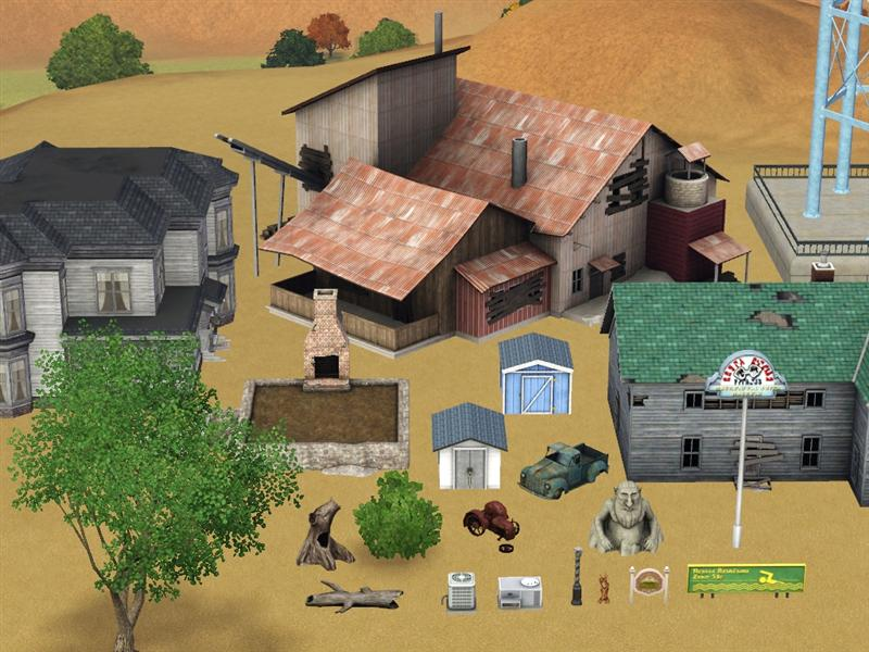 Sims 3 misc download