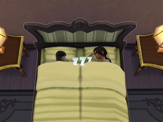 Mod The Sims - Share Beds With Everyone (1 20)