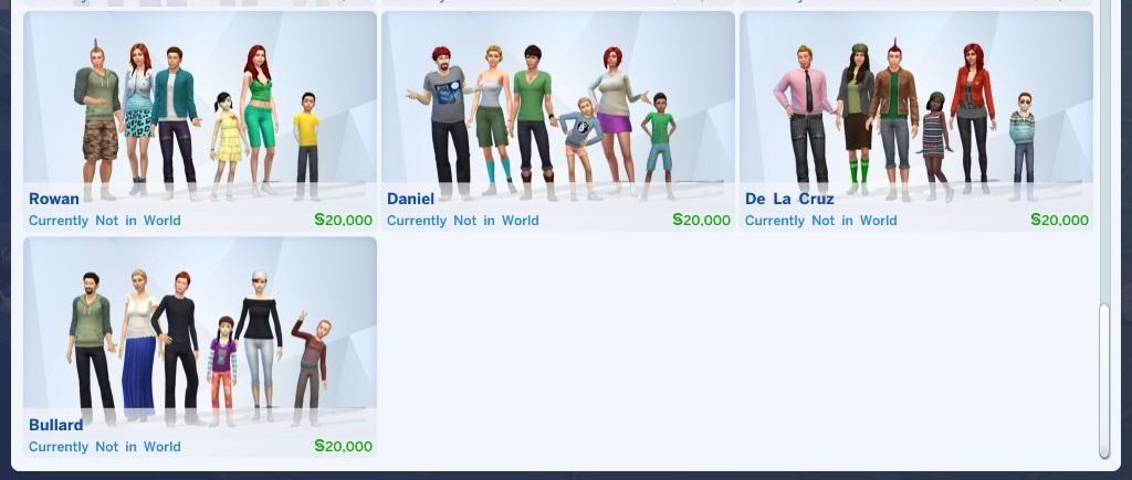 Mod The Sims - Homeless Households Revamp (1 15 55)