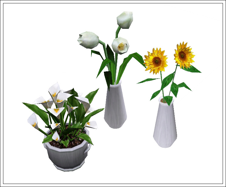 The sims 3 growing plants inside for Indoor gardening sims 4