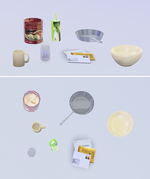 Mod The Sims Useless Objects Update Added Non