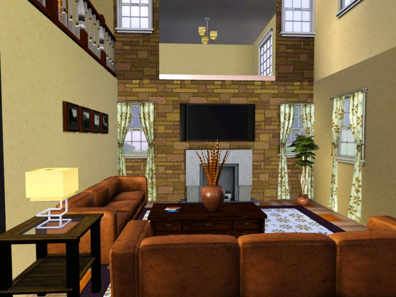 Living Room Ideas Sims 3 mod the sims - villa malibu