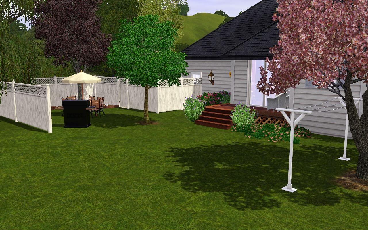 Mod The Sims Suburban Whitewash