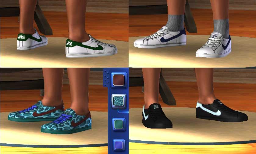 Tenis Adidas The Sims 3