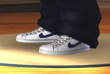 Classic The Mod Nike Sims Tennis Sneakers 76gyfb