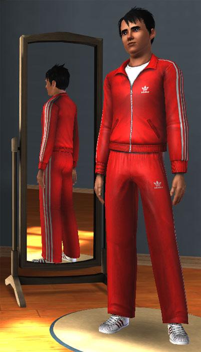 adidas costume tracksuit