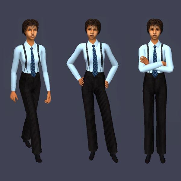 Rentwiki: Sims 4 Rent Project: Joanne's Suspenders