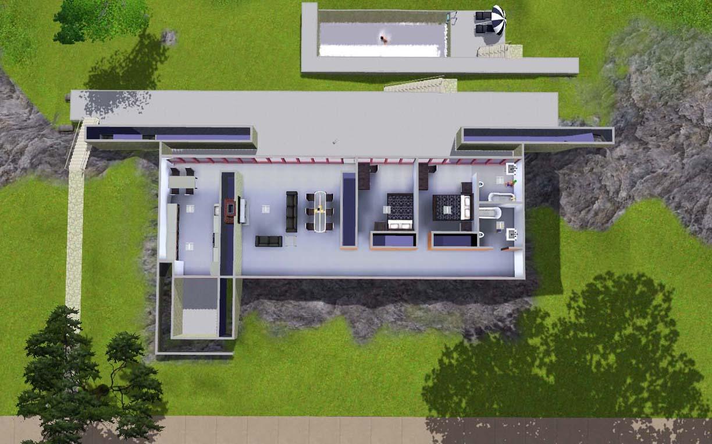 Mod The Sims Moledo House Real Architect House