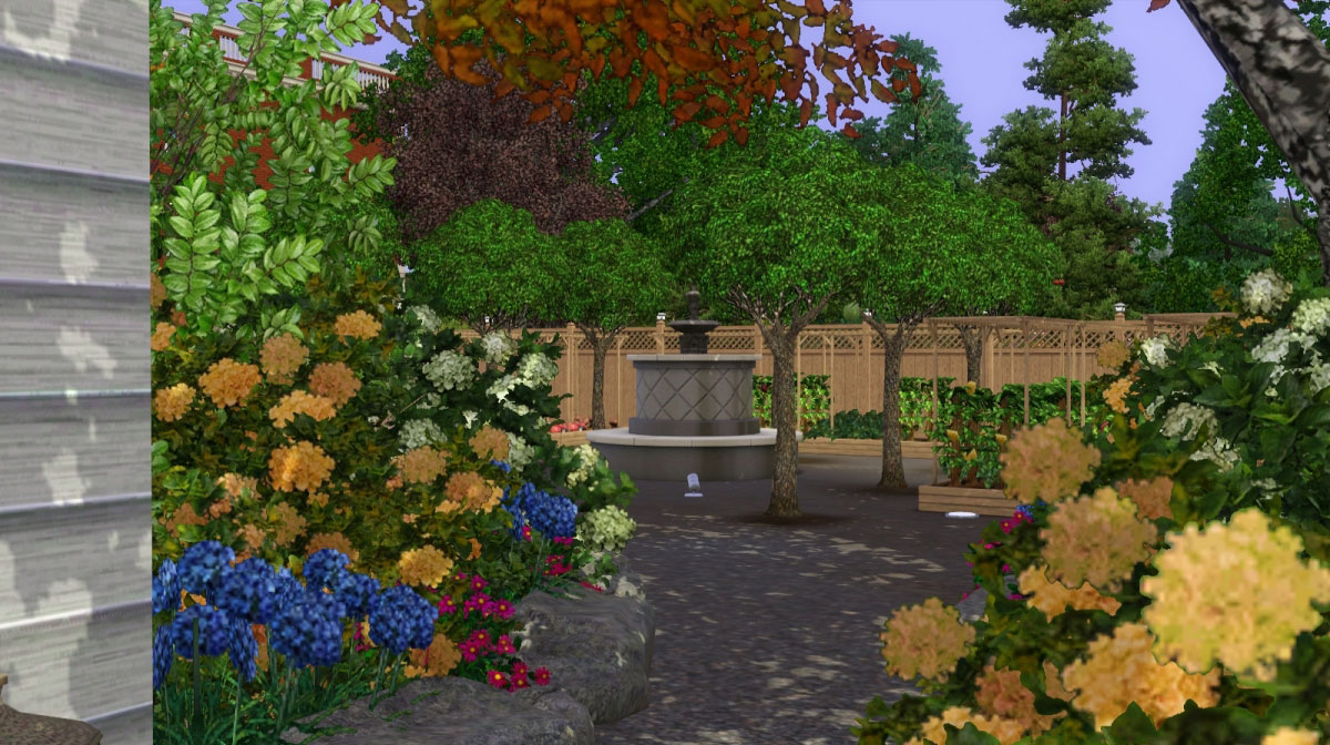 Mod The Sims - Koigu Community Gardens