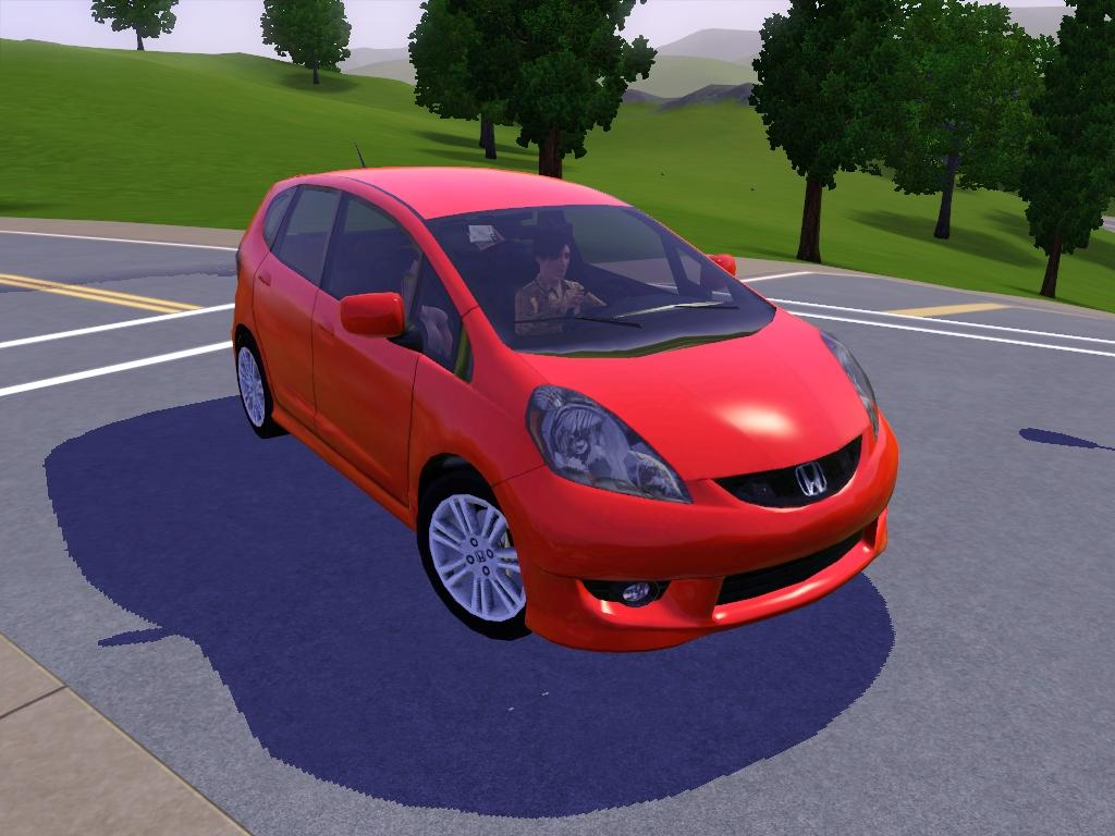 And As A Tribute To Wes Howe ChaosMageX Who Helped Me I Present You The All New 2009 Honda Fit Its Called Jazz Here In Indonesia