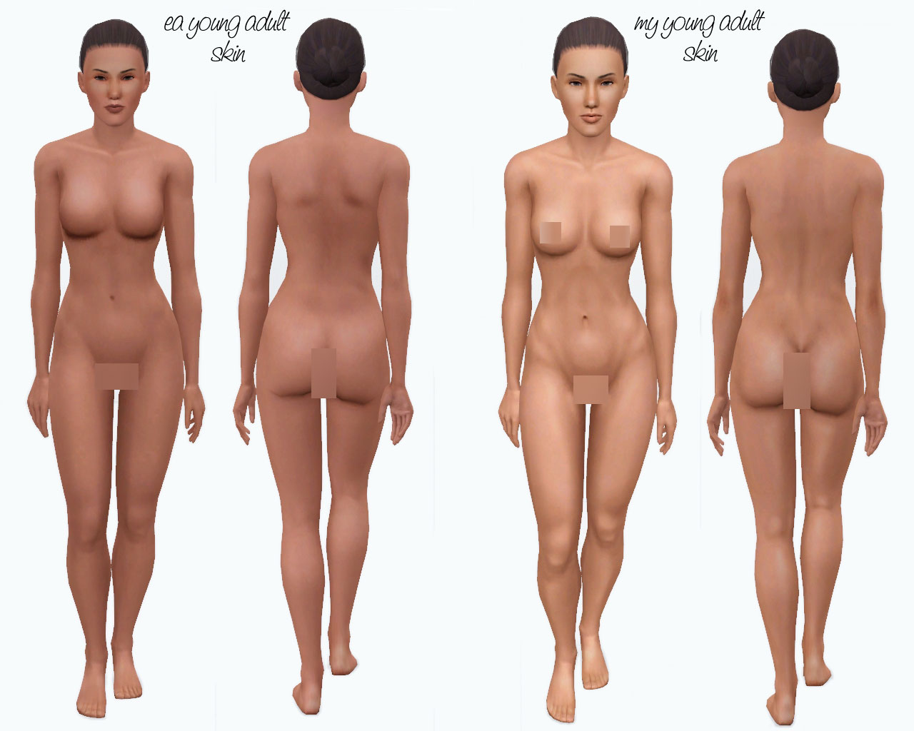 Sims 3 female naked path free downloads porn thumbs