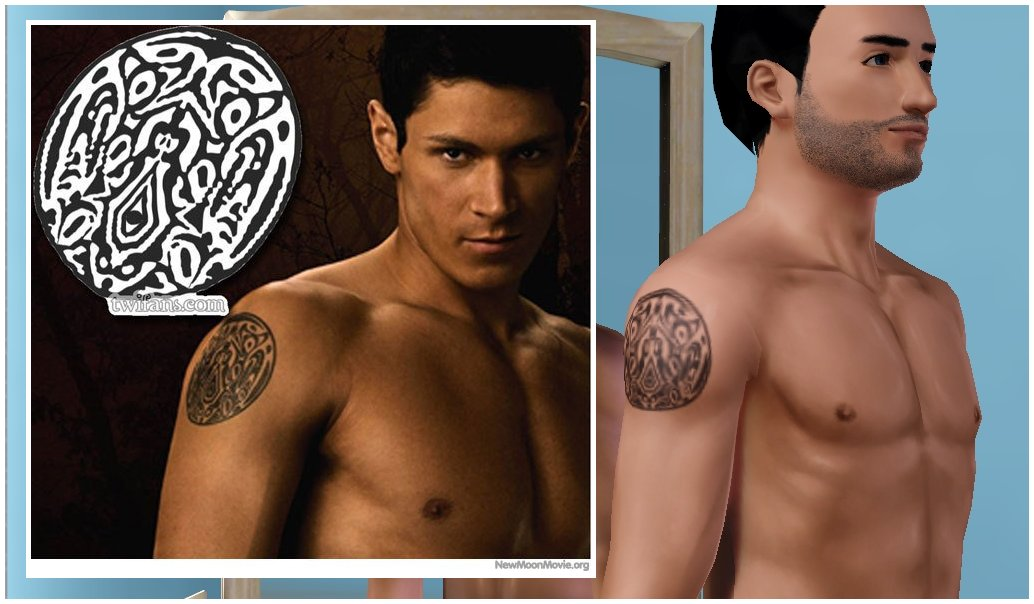 Gallery for gt twilight werewolf tattoo