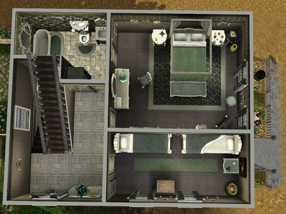 Mod The Sims 12 Grimmauld Place
