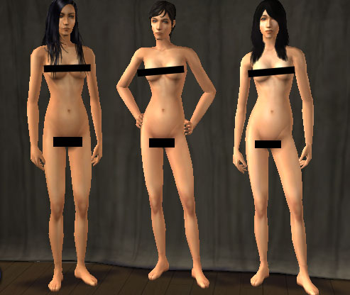 The Sims 2 nude - sex patch, uncensor,