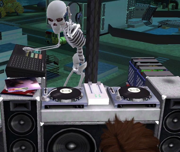 Sims 3 dj booth download