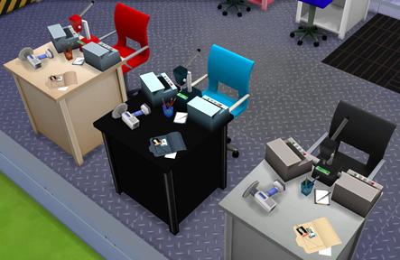 Mod The Sims Smaller Microscope Alternative