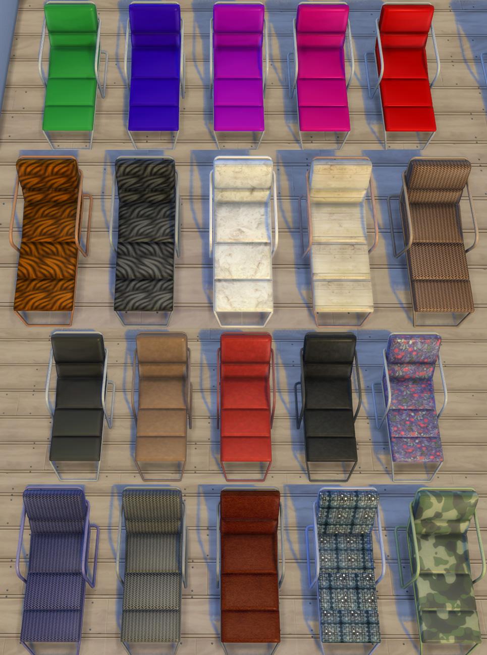 The Mod Functional Sims Lounge Chair A54jc3RLq