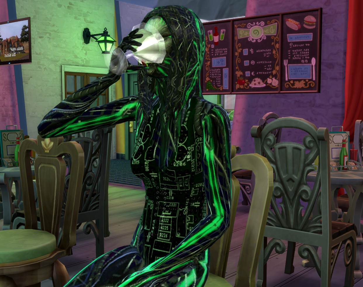 Mod The Sims Shodan From System Shock