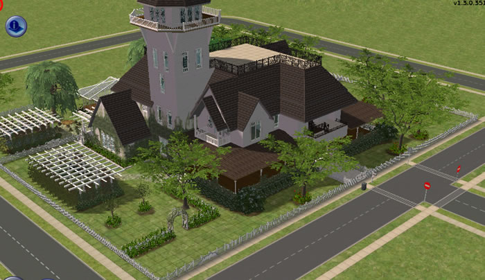 Mod The Sims Practical Magic The Owens House