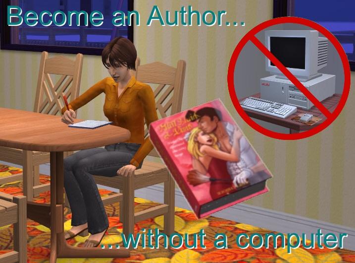 Novel author