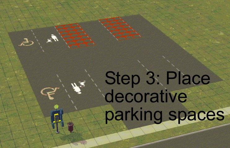 Mod The Sims Park In The Car Park