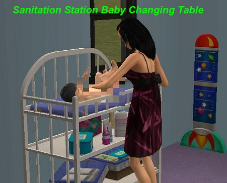 Mod The Sims Dress Toddlers Correctly Too