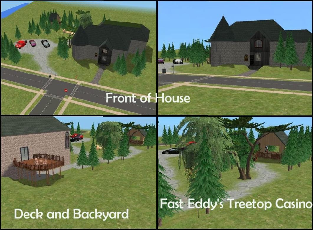Mod The Sims Castle Bam Furnished File Fixed