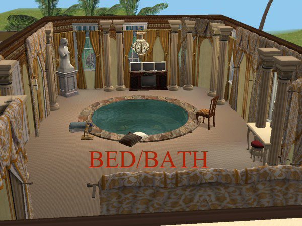 Advertisement. Mod The Sims   The Scarface Mansion