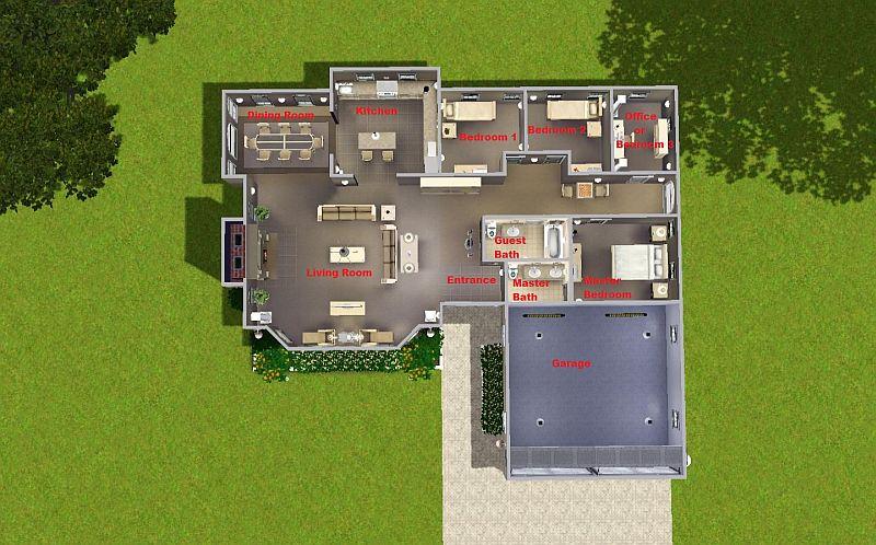 Mod The Sims - Suburban Living Series