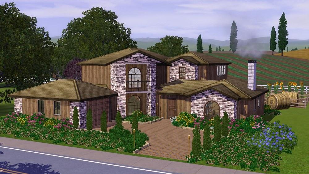 Mod The Sims Abundance A Country Home