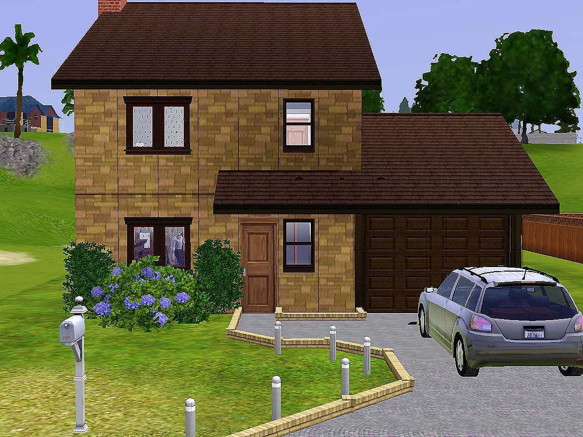 Mod The Sims - Number 4 Privet Drive (--Harry Potter Films ...