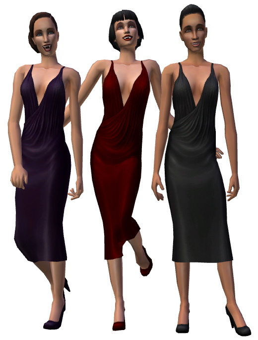Sims 2 sexy back