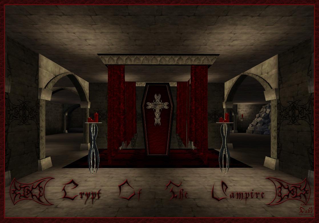 Vampire Dining Room