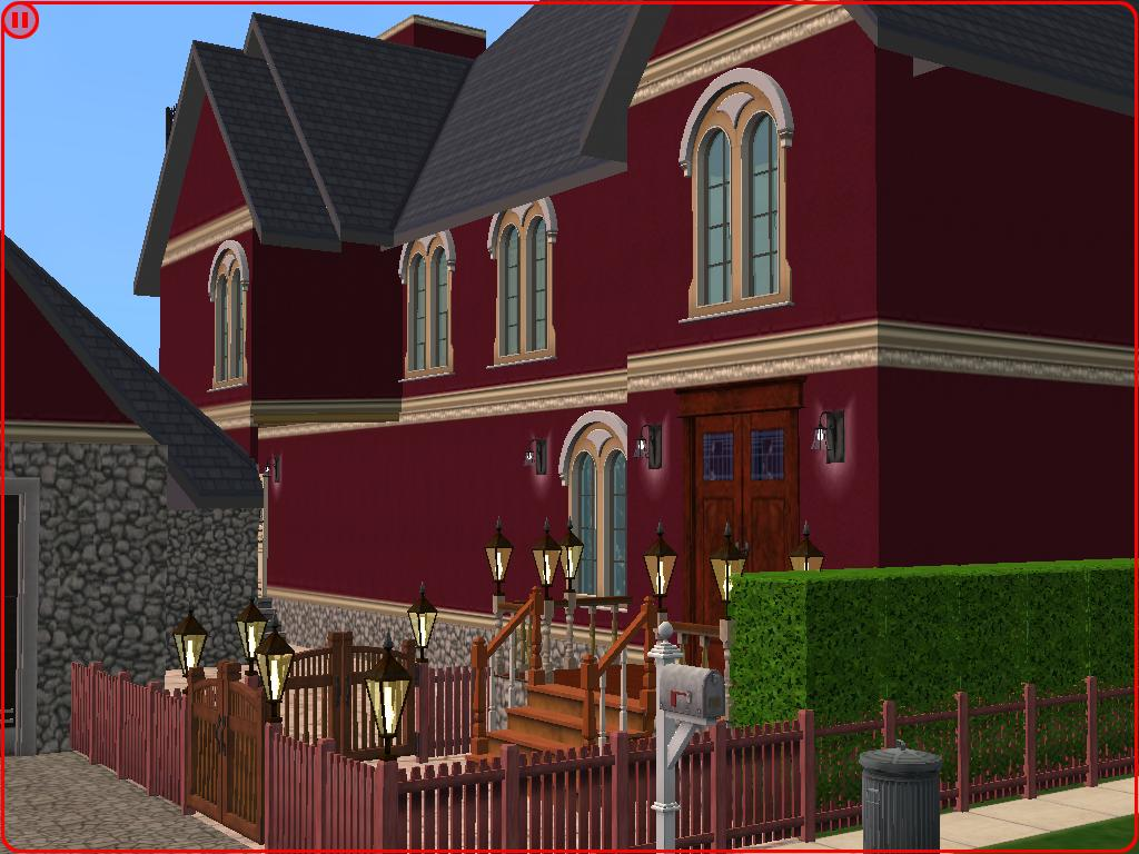 Mod the sims coastal cape cod lighthouse for Case modello cape cod