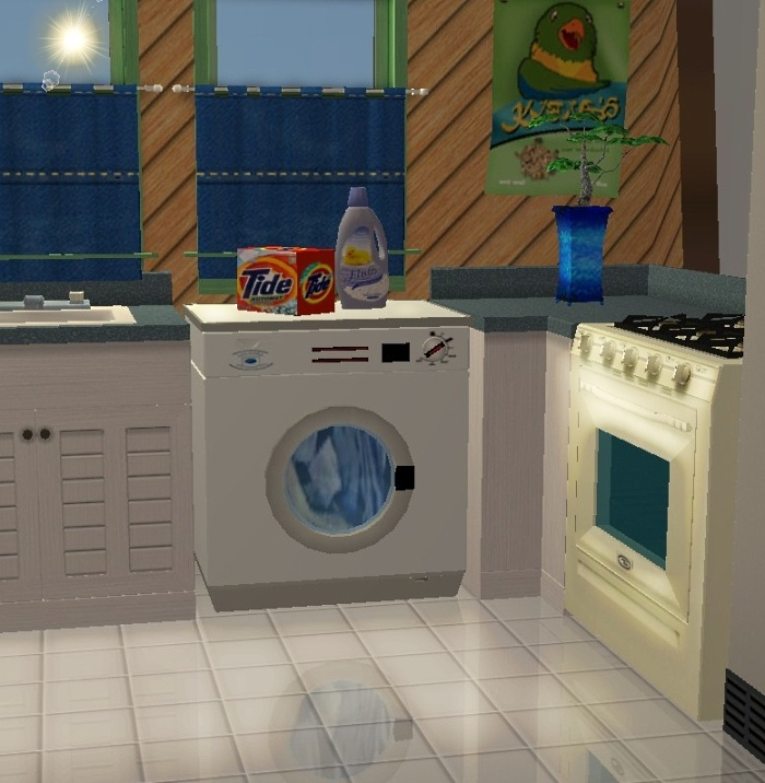 Mod The Sims Update Laundry Detergent Fixed Please Re