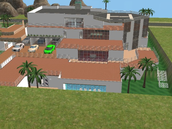 gta sa new mansion