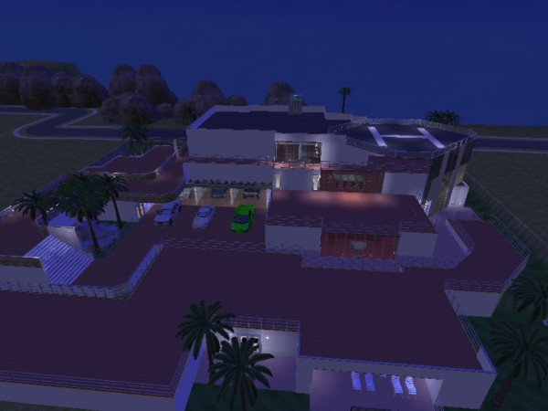 Mod The Sims - GTA SanAndreas Mansion!