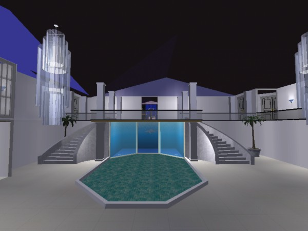 Mod The Sims Scarface Mansion. Tony Montana House Interior