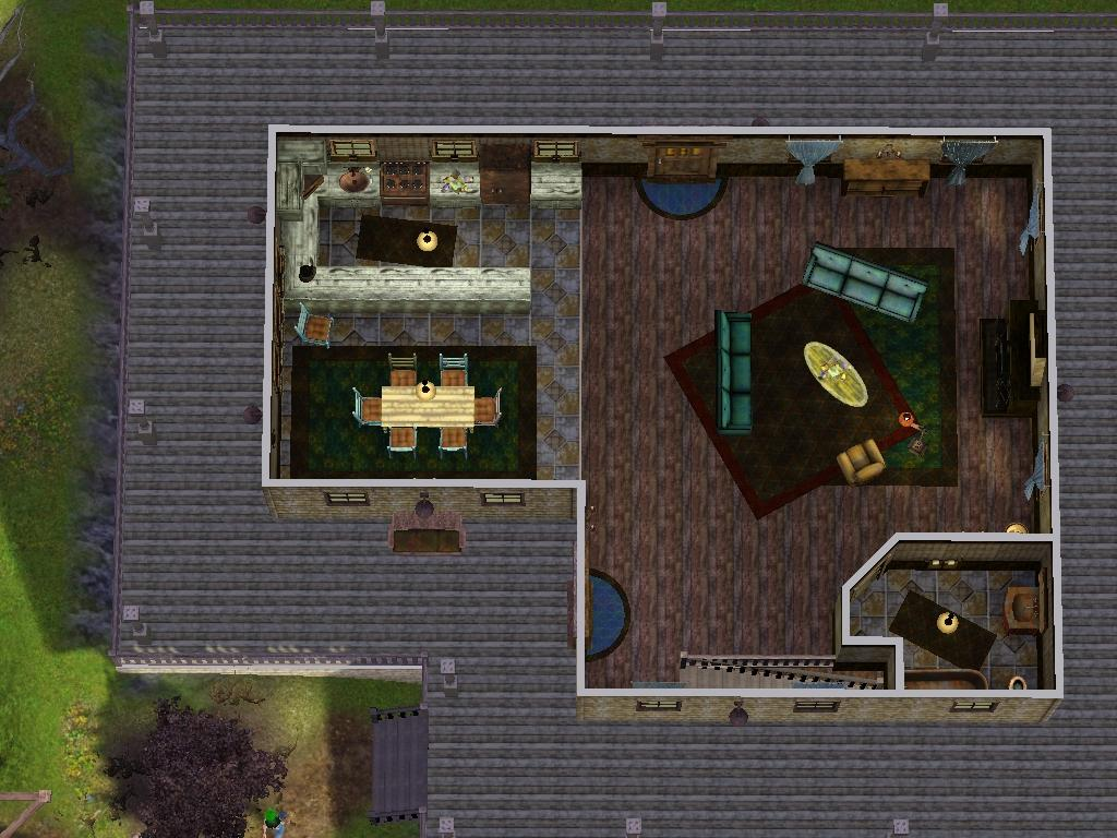 mod the sims the deceased estate