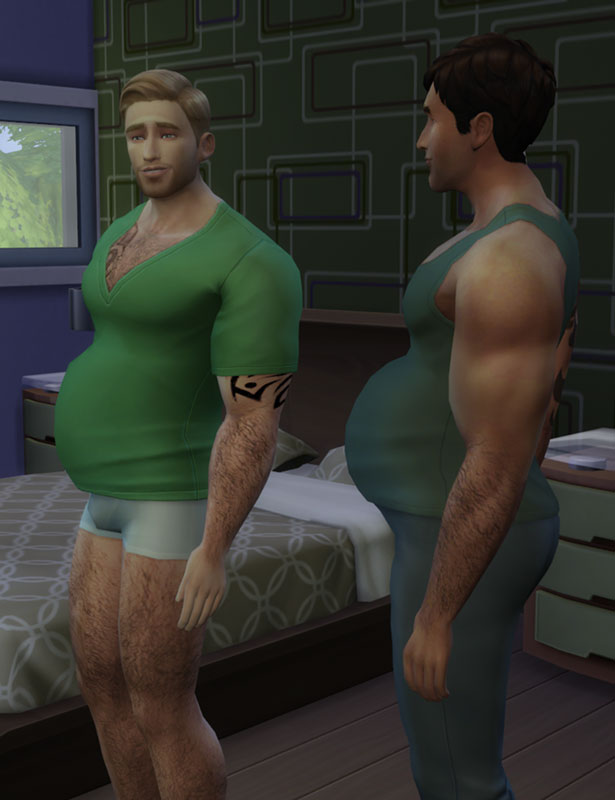 Mod The Sims - Pregnancy for everyone