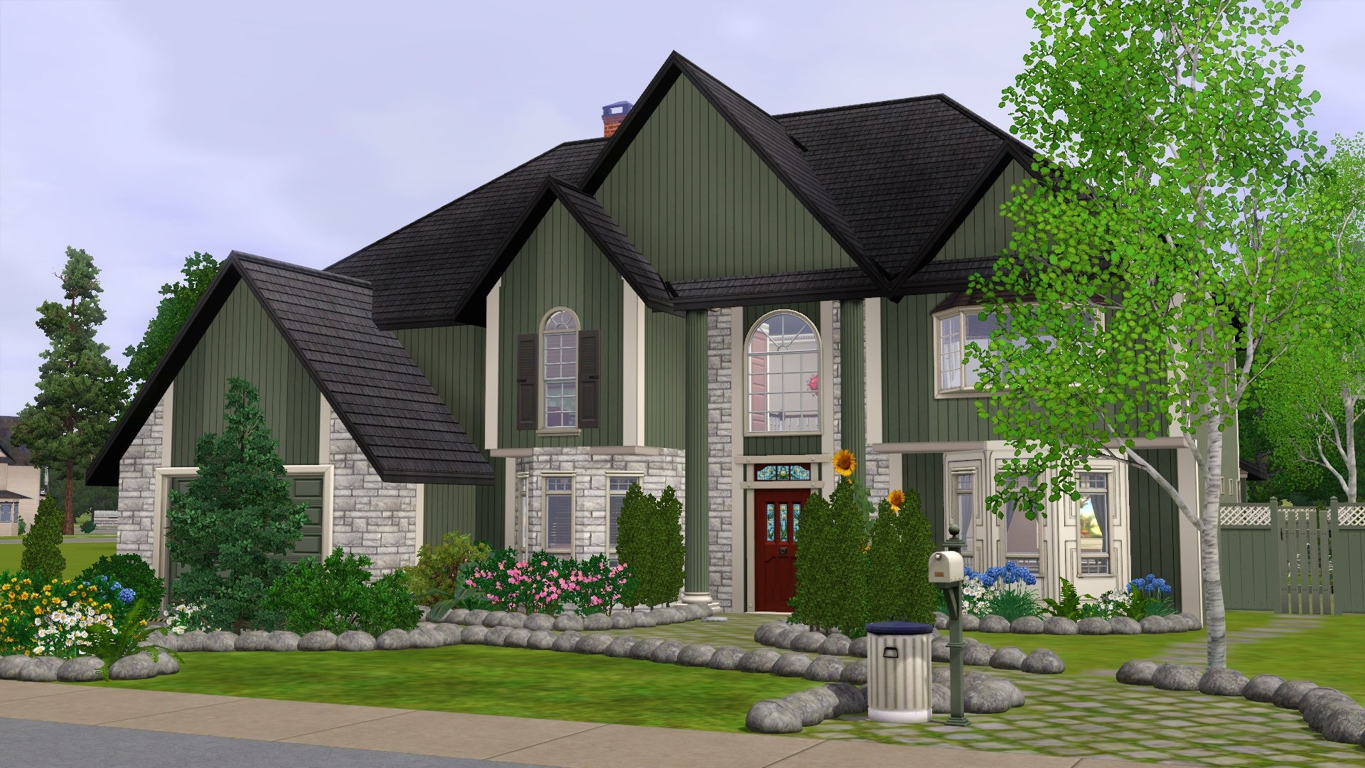 Mod The Sims McMansion
