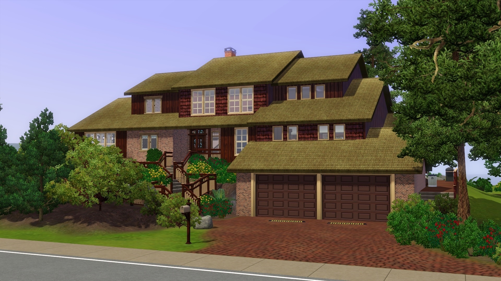Mod The Sims Huntington 10br 8ba