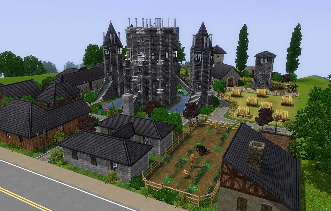 Medieval Towns And Villages Www Imgkid Com The Image