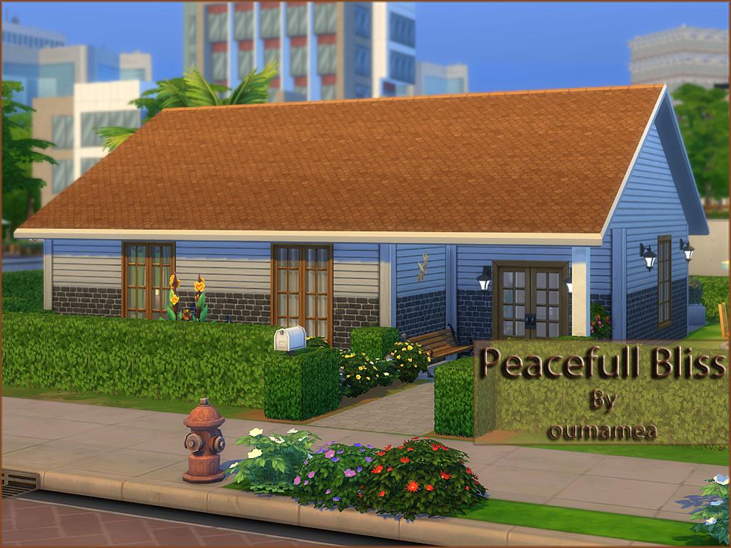 Дом Мирное Блаженство