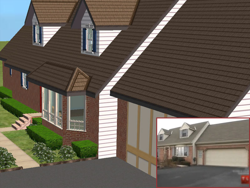 Kate gosselin house layout